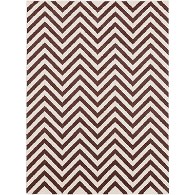Surya Horizon HRZ1033-5373 Machine Made Rug, 5'3