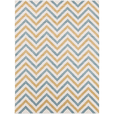 Surya Horizon HRZ1034-710103 Machine Made Rug, 7'10
