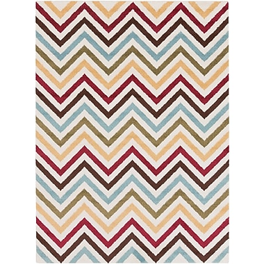 Surya Horizon HRZ1035-5373 Machine Made Rug, 5'3