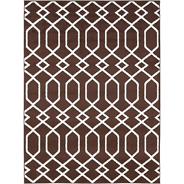 Surya Horizon HRZ1042-23 Machine Made Rug, 2' x 3' Rectangle