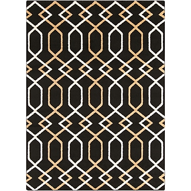 Surya Horizon HRZ1044-5373 Machine Made Rug, 5'3
