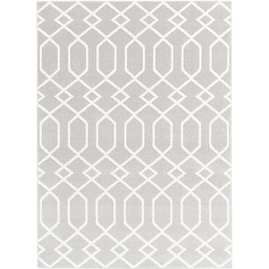 Surya Horizon HRZ1045-23 Machine Made Rug, 2' x 3' Rectangle