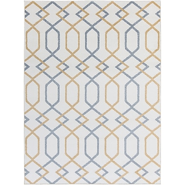 Surya Horizon HRZ1047-23 Machine Made Rug, 2' x 3' Rectangle