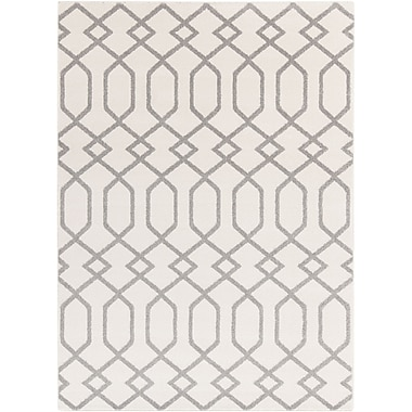 Surya Horizon HRZ1048-23 Machine Made Rug, 2' x 3' Rectangle