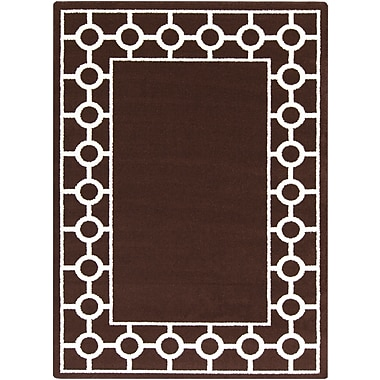 Surya Horizon HRZ1063-23 Machine Made Rug, 2' x 3' Rectangle