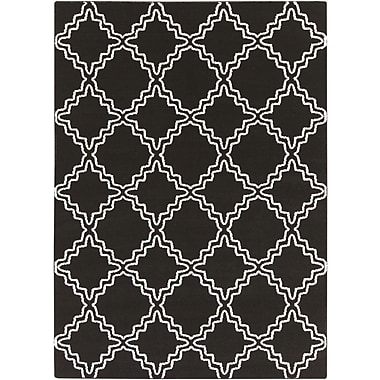 Surya Horizon HRZ1069-5373 Machine Made Rug, 5'3