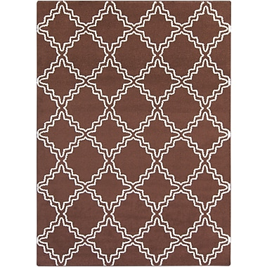 Surya Horizon HRZ1071-23 Machine Made Rug, 2' x 3' Rectangle
