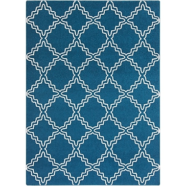 Surya Horizon HRZ1072-710103 Machine Made Rug, 7'10