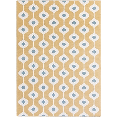 Surya Horizon HRZ1074-23 Machine Made Rug, 2' x 3' Rectangle