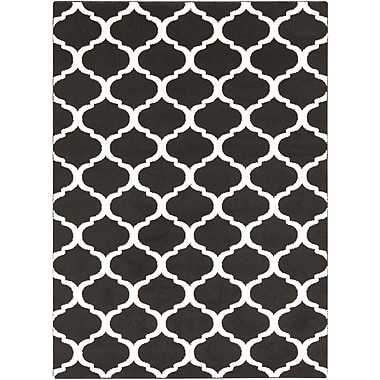 Surya Horizon HRZ1080-23 Machine Made Rug, 2' x 3' Rectangle