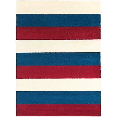 Surya Horizon HRZ1091-710103 Machine Made Rug, 7'10