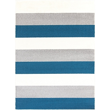 Surya Horizon HRZ1092-23 Machine Made Rug, 2' x 3' Rectangle