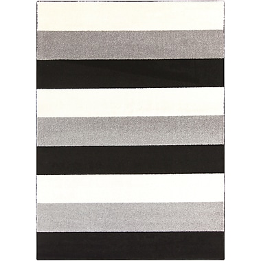 Surya Horizon HRZ1096-23 Machine Made Rug, 2' x 3' Rectangle