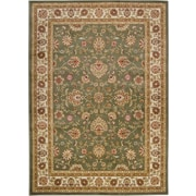 "Surya Midtown MID1010-5373 Machine Made Rug, 5'3"" x 7'3"" Rectangle"