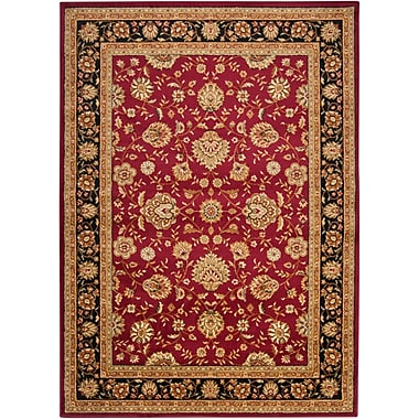 Surya Midtown MID1013-5373 Machine Made Rug, 5'3