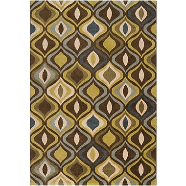 Surya Monterey MTR1001-5376 Machine Made Rug, 5'3