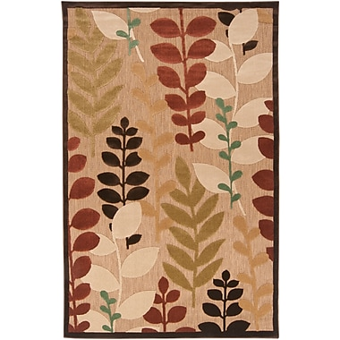 Surya Portera PRT1004-576 Machine Made Rug, 5' x 7'6