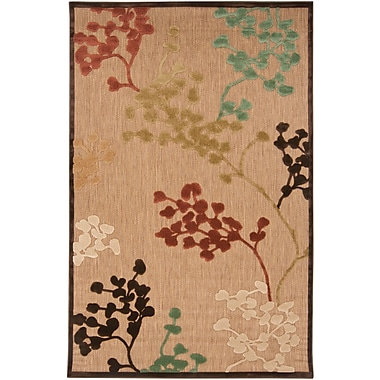 Surya Portera PRT1011-576 Machine Made Rug, 5' x 7'6