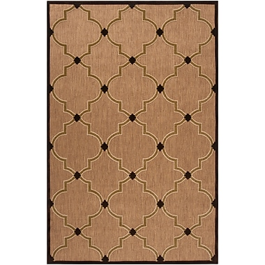 Surya Portera PRT1048-576 Machine Made Rug, 5' x 7'6