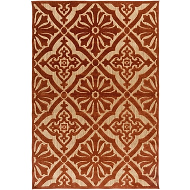 Surya Portera PRT1056-3958 Machine Made Rug, 3'9