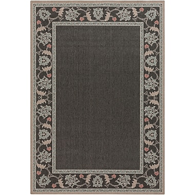 Surya Alfresco ALF9596-69 Machine Made Rug, 6' x 9' Rectangle