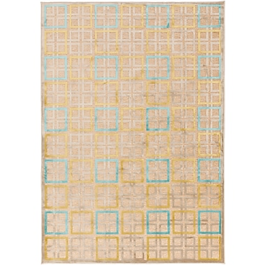 Surya Basilica BSL7189-5276 Machine Made Rug, 5'2