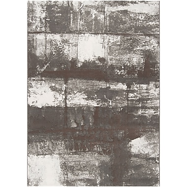 Surya Contempo CPO3700-5376 Machine Made Rug, 5'3