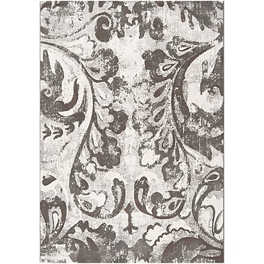 Surya Contempo CPO3707-31157 Machine Made Rug, 3'11