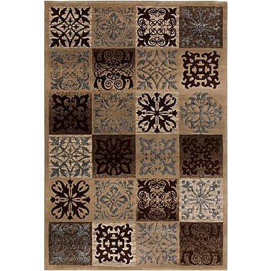 Surya Harmony HAM1051-23 Machine Made Rug, 2' x 3' Rectangle