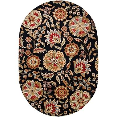 Surya Athena ATH5017-810OV Hand Tufted Rug, 8' x 10' Oval