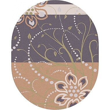 Surya Athena ATH5128-810OV Hand Tufted Rug, 8' x 10' Oval