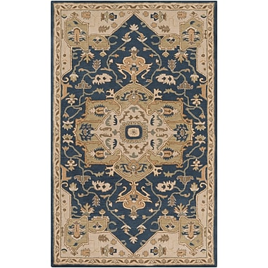 Surya Caesar CAE1145-58 Hand Tufted Rug, 5' x 8' Rectangle