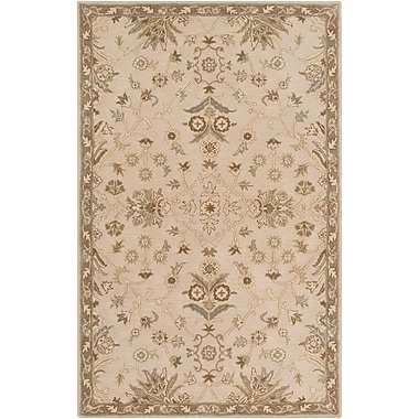 Surya Caesar CAE1152-912 Hand Tufted Rug, 9' x 12' Rectangle