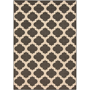 Surya Alfresco ALF9584-69 Machine Made Rug, 6' x 9' Rectangle