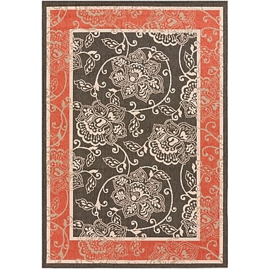 Surya Alfresco ALF9592-69 Machine Made Rug, 6' x 9' Rectangle
