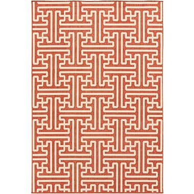 Surya Alfresco ALF9602-5376 Machine Made Rug, 5'3