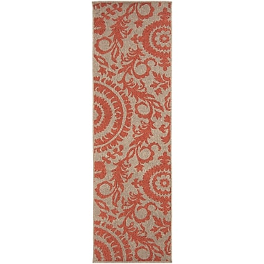 Surya Alfresco ALF9617-2379 Machine Made Rug, 2'3