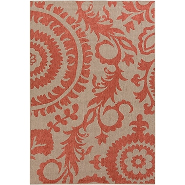 Surya Alfresco ALF9617-76109 Machine Made Rug, 7'6