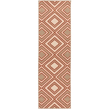 Surya Alfresco ALF9618-2346 Machine Made Rug, 2'3