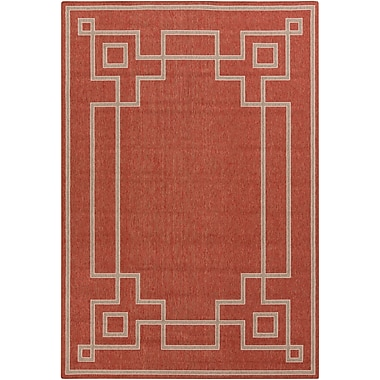 Surya Alfresco ALF9631-76109 Machine Made Rug, 7'6