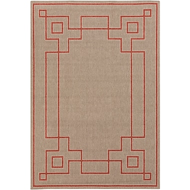Surya Alfresco ALF9633-89129 Machine Made Rug, 8'9
