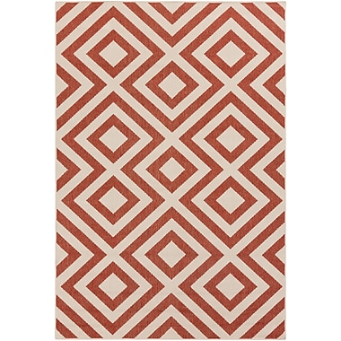 Surya Alfresco ALF9642-76109 Machine Made Rug, 7'6