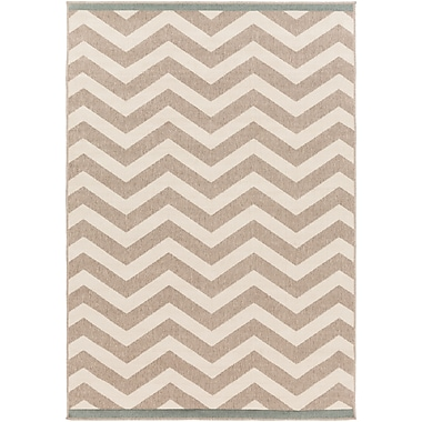 Surya Alfresco ALF9645-5376 Machine Made Rug, 5'3