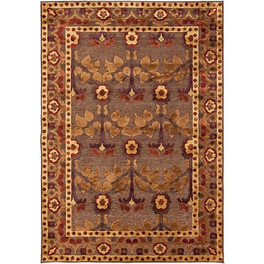 Surya Basilica BSL7194-5276 Machine Made Rug, 5'2