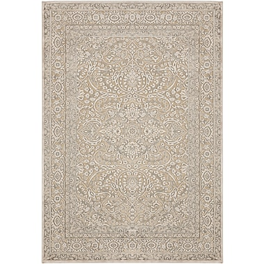 Surya Basilica BSL7203-5276 Machine Made Rug, 5'2