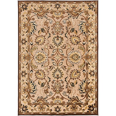 Surya Basilica BSL7209-76106 Machine Made Rug, 7'6