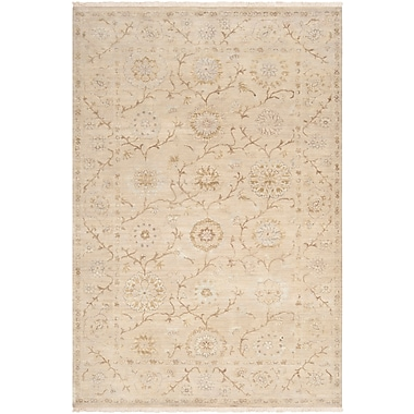 Surya Cambridge CMB8006-5686 Hand Knotted Rug, 5'6