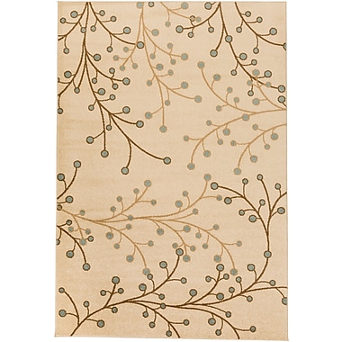Surya Tatil TTL1013-223 Machine Made Rug, 2'2