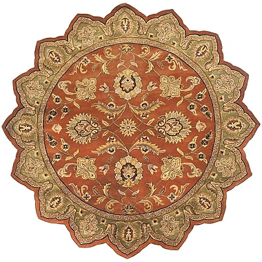 Surya Crowne CRN6019-312 Hand Tufted Rug, 3' x 12' Rectangle
