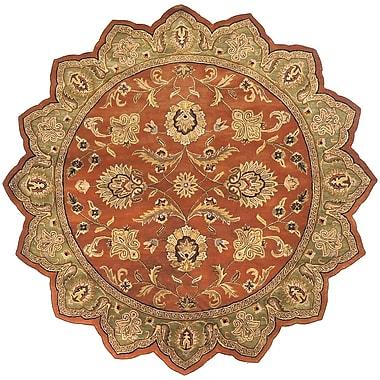 Surya Crowne CRN6019-23 Hand Tufted Rug, 2' x 3' Rectangle